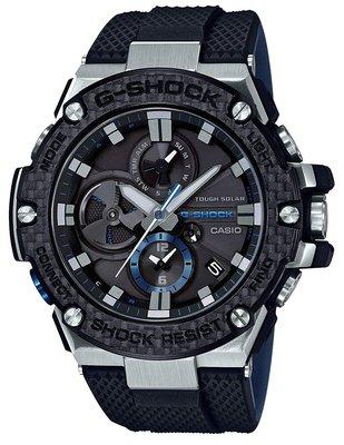 光華.瘋代購 [預購] CASIO G-SHOCK G-STEEL GST-B100XA-1A JF 保固一年 藍牙錶