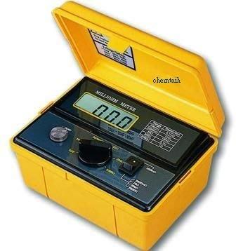 TECPEL 泰菱》MO-2001 微電阻計 2000Ω AC 微阻計 插電式 四線式 微歐姆計 MO2001