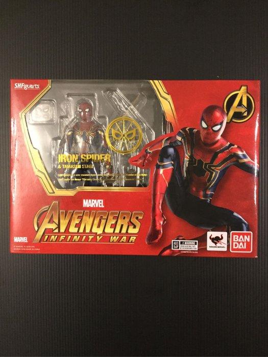COME 玩具 復仇者聯盟3 SHF鋼鐵蜘蛛人 豪華版