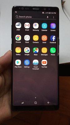 Samsung note 8 64gb 1 sim t dot 有中文