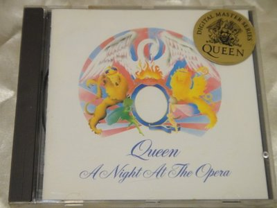 Queen 皇后合唱團 -- A Night at The Opera 歌劇院一夜 (波西米亞狂想曲)