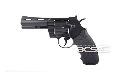 (武莊)KWC 4吋左輪手槍 KC67 CO2直壓槍 M357左輪槍-KWCKC67