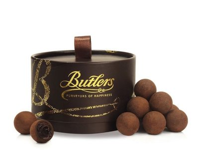 (預購)愛爾蘭BUTLERS 70%松露巧克力 70% dark chocolate truffles 200g