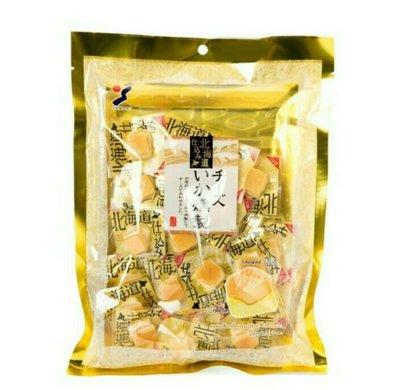 日本 北海道 山榮 起司煙燻魷魚/1包/120g