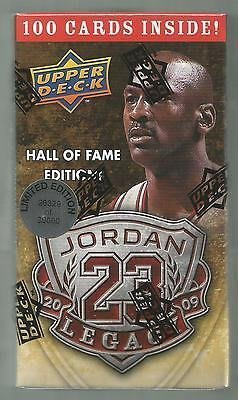 Upper Deck Michael Jordan 傳奇球員卡名人堂版
