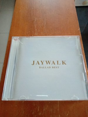日本超級樂團 JAYWALK BALLAD BEST 日版雙CD精選  99.999新 含側標