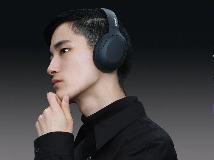 ─ 立聲音響 ─  加贈耳機架 保內全台免費到府收送 Sony WH-H910N 無線降噪耳機 歡迎來店試聽