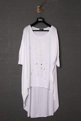 [SALE]倫敦設計師品牌Unconditional洋裝 金色星星 純棉