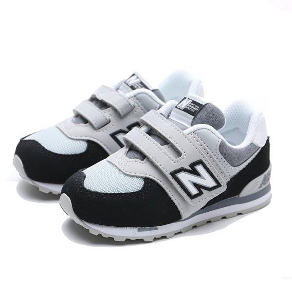 ➕S.P➕ 男女 小童鞋 NEW BALANCE 574 休閒 運動鞋 白灰黑 寬楦 IV574NLC