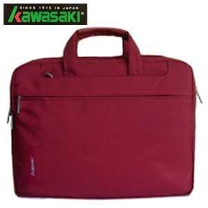 KAWASAKI超輕時尚雙層手提側背電腦包.背包.包包 P043-KA034【推薦+】