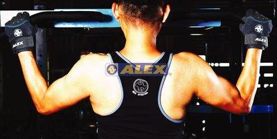 ALEX A-31 握把帶 助力帶 重訓 健力 健身 手套 另售 拉力繩 瑜珈墊 瑜珈磚 韻律球 彈力帶