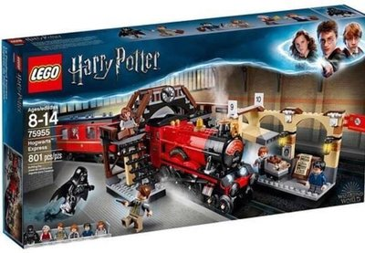 LEGO 75955 (Hogwarts Express Harry Potter) 哈利火車
