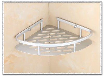 省很多~轉角置物架.單層轉角架 浴室三脚架 收纳壁掛架.三角空間好幫手.底座薄款