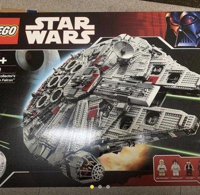 Star Wars Lego millennium falcon 10179