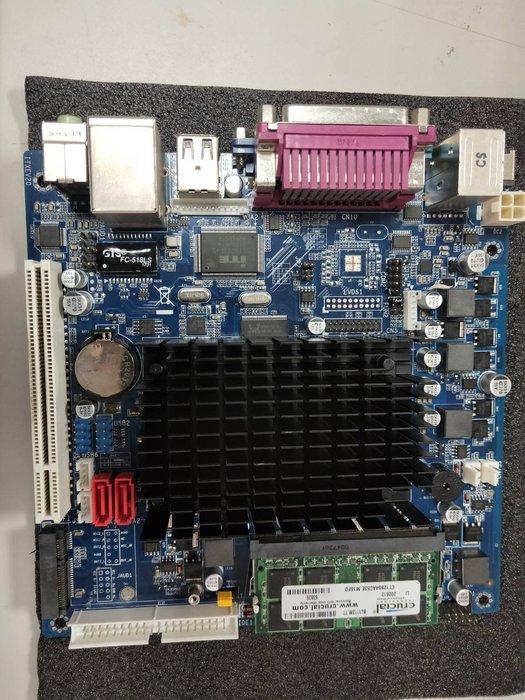 【光華維修中心】ITX-N455-3RW POS主機主板 (二手良品 保固七天)