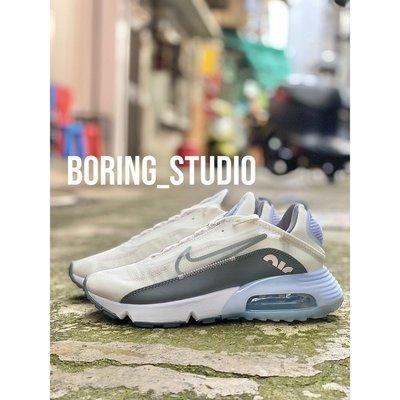 【Boring】Nike Wmns Air Max 2090 女鞋 增高 慢跑鞋 CT1290-101