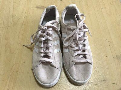衣市藍~adidas CAMPUS 板鞋 (US6~UK4.5~FR37.5~JP23~) (200107) 桃園市