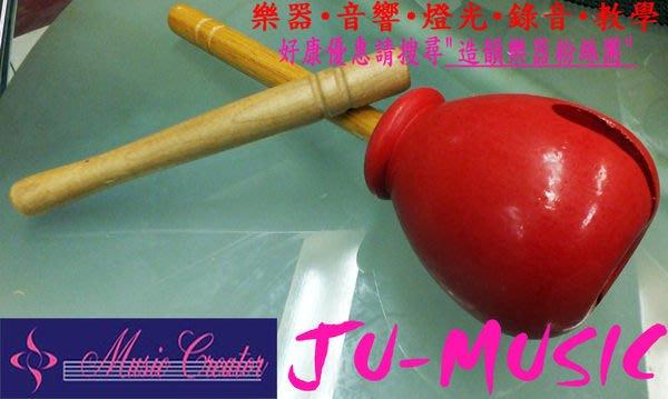 造韻樂器音響- JU-MUSIC - 全新 台灣製 Cadeson  東方 木魚 打擊樂器