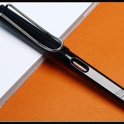 鋼筆359學生用鋼筆書寫練字正姿銥金筆兩用送墨水