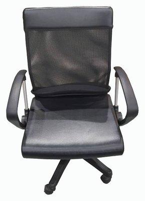 樂居二手家具(北) 便宜2手傢俱拍賣CF92604*黑色OA椅* 中古辦公桌椅 洽談桌椅 會議桌椅 各式桌椅