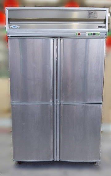 樂居二手家具(北) 便宜2手傢俱拍賣K81403*營業用冷藏冰箱 220V 風冷沒層架*二手家用冰箱買賣