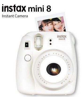 【優上精品】拍立得mini8 自拍相機套裝 壹次成像膠片 照相機(Z-P3104)