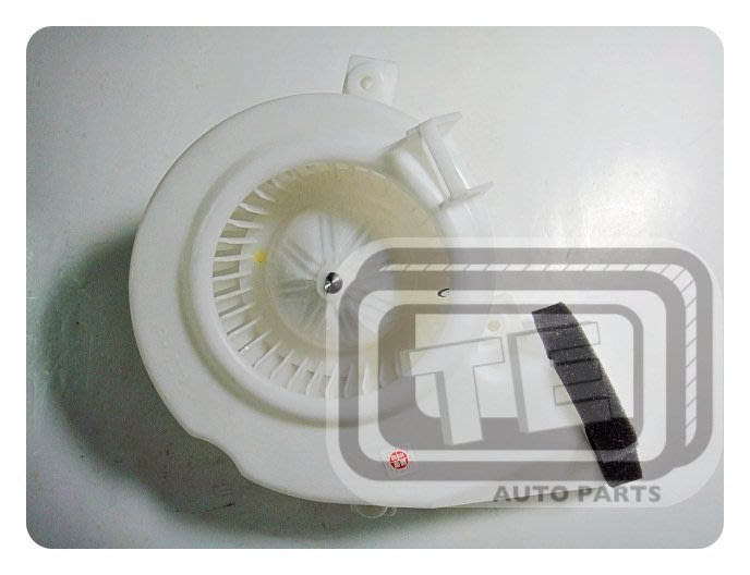 【TE汽配通】三菱 ZINGER 05後 2.4 後廂 鼓風機馬達 含葉片 台全正廠件