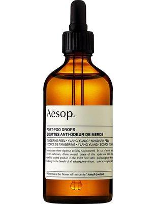 全新正品。澳洲 Aesop 。浴室芳香精油 100ml。預購