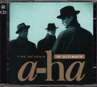 (雙CD) a-ha TIME AND AGAIN THE ULTIMATE COLLECTION.TAKE ON ME