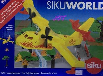 JCT SIKU─SIKU 1793 消防救援飛機 017935