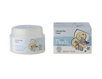 Buds - Calming Rub Cream 有機腸胃舒緩按摩膏 30ml