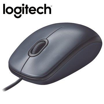 【采采3C】羅技 Logitech M90 有線光學滑鼠 usb 光學感應器 400dpi 解析度 免除更換電池