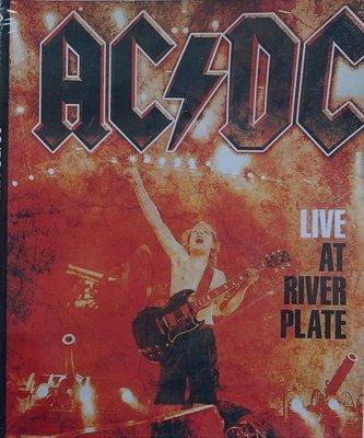 AC/DC LIVE AT RIVER PLATE 演唱會 藍光 25G藍光碟