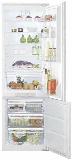 唯鼎國際【義大利Indesit 冰箱】IB 7030 F TW 全崁式智能氣冷冰箱(可調左右開門設計)