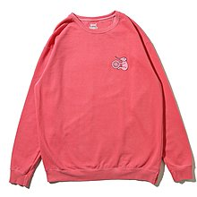 "[ LAB Taipei ] BOOK WORKS ""ANIMAL OLYMIPICS CREWNECK"" (Pink)"