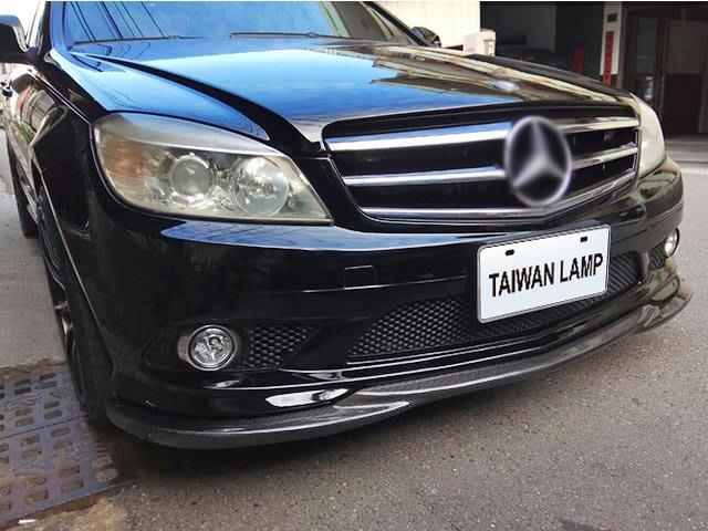 《※台灣之光※》全新賓士 BENZ W204跑車式Avantgarde大星黑色水箱罩 不附大星 台灣製