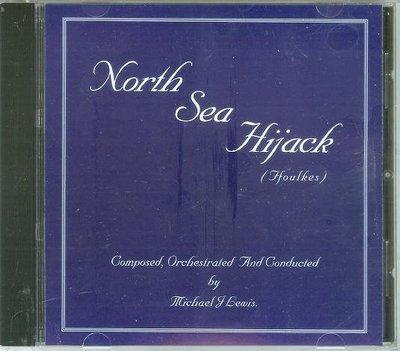 """北海劫持(North Sea Hijack)""- Michael J Lewis,全新美版,N19"
