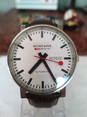 瑞士原裝Mondaine國鐵錶 自動機械錶 男錶 台南市