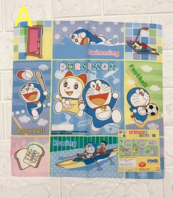 §A-mon日本雜貨屋§日本帶回來哆啦A夢 小叮噹 Doraemon *最新款兒童手帕*100%純棉*日本製
