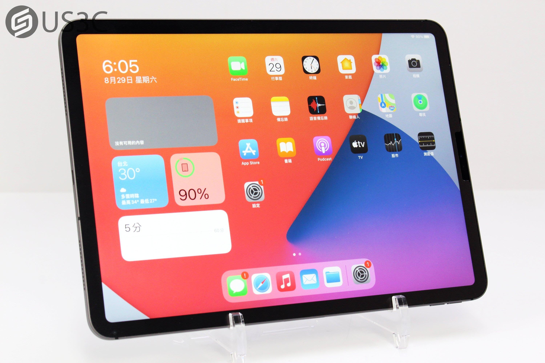 【US3C-小南門店】2020年新款 公司貨 Apple iPad Pro 11吋 512G LTE+WiFi 太空灰 平板電腦