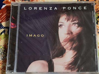 R西洋女(全新未拆CD)LORENZA PONCE~IMAGO~