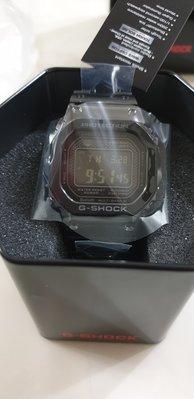 現貨 全新 CASIO G-Shock GMW-B5000GD-1 黑色 台灣公司貨 贈G-SHOCK 束口運動背包