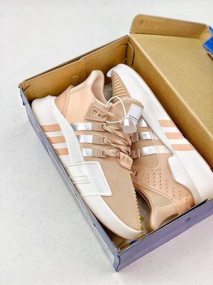 adidas EQT BASK ADV 情侶款針織網面休閒運動鞋*EU36~45。S00204