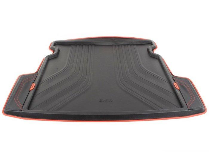 【樂駒】 BMW 3er F31 LCI 原廠 套件 車內 周邊 後車廂 行李箱 襯墊 防水 防污 導水線 橡膠