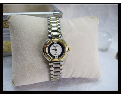 二手舖~ NO.55高級時尚SANSTAR女用錶 老闆慶祝3周年原價3230元優惠價1支只賣800元 庫存全新品