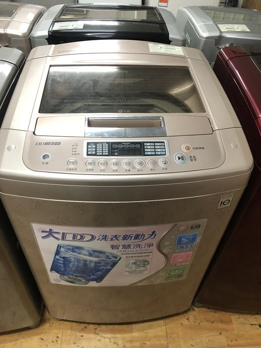 【小賴二手家電(冰箱 電視 洗衣機)】LG樂金15公斤直驅變頻洗衣機  賣場各種樣式齊全又便宜
