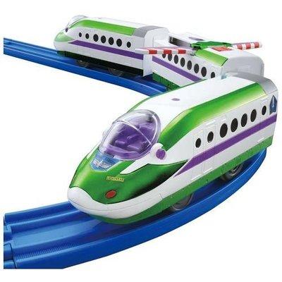 TAKARA TOMY Disney x PLARAIL 巴斯光年星際指揮列車 造型火車 (日版)