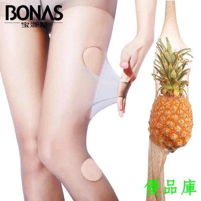 優品庫2019專柜正品牌寶娜斯3條隱形襪鋼絲襪菠蘿襪任意剪15D薄透夏季打