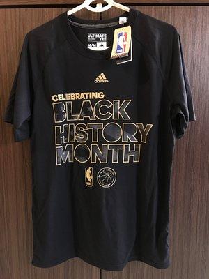 Adidas Black History Month 黑人月 T-Shirt