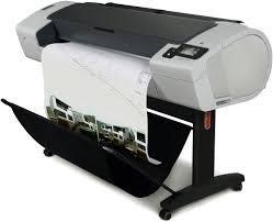亞邦資訊-全新惠普印表機HP Designjet T790 24-in PS e-(需搭配腳架Q6663A)